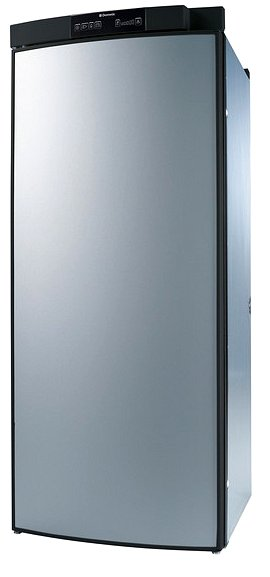 Dometic RML 8555, záves dverí vpravo